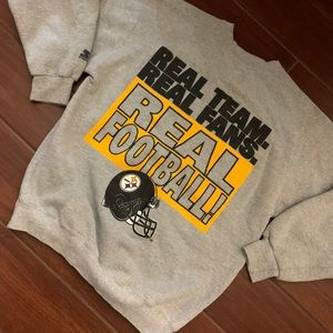 Starter Pittsburgh Steelers Football sweatshirt